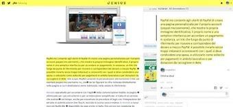 Come annotare e condividere una pagina sul web con Genius | IVABELLINI | Scoop.it