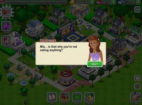 Mobile Game From Former EA Devs Taking On Teenage Eating Disorders | orientacion | Scoop.it