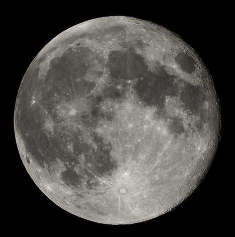 ¿Por qué la luna terrestre no tiene nombre propio? | Fundamentos Léxicos | Scoop.it