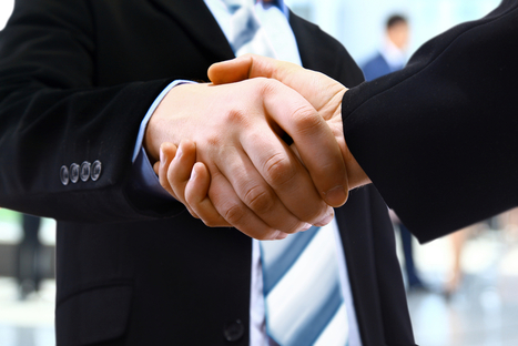 Body Language: What Does Your Handshake Say About You? | College and Careers | Scoop.it