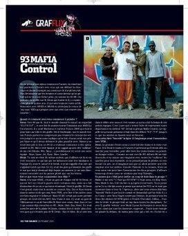 DESTROY ALL TOYS: Interview: SWEN 93 MC | Interviews graffiti et Hip-Hop | Scoop.it