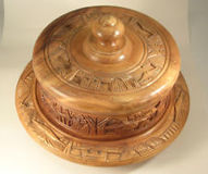 Wooden Cake Taker Cake Saver Made of Very Heavy Wood and Made in The Philippines   wooden nautical item   Scoop.it