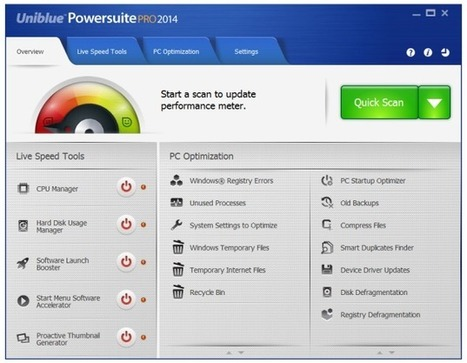 All Top Tips And Tricks 2014: Uniblue Powersuite 2014 Serial Keys are Here ( No Crack Required )   Monika Garg   Scoop.it