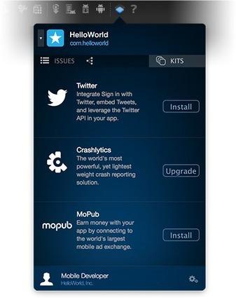 Fabric -- Twitter's new Mobile Development SDK | DevBacklog | Scoop.it