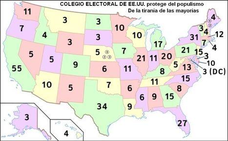 El Colegio Electoral contra populismos | Vote mejor, deje el egoísmo y piense en los demás. | Scoop.it
