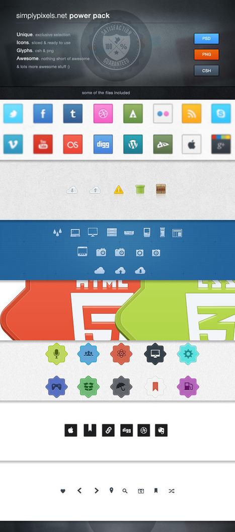 ZeroBundle 2 is released!   Webdesigner Depot   Learning Web Design   Scoop.it