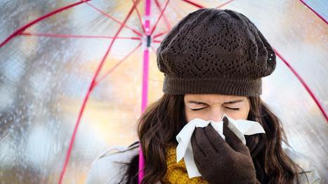 10 remedios naturales para el resfriado | Apasionadas por la salud y lo natural | Scoop.it