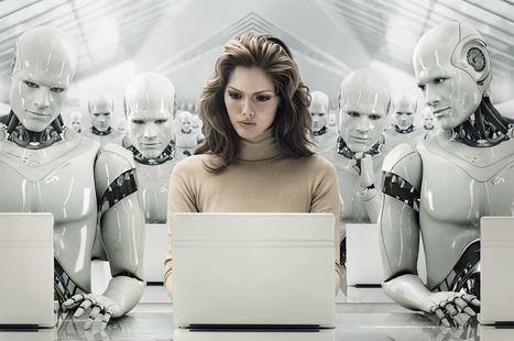 Are robots really better than people? | Digital Education | Scoop.it