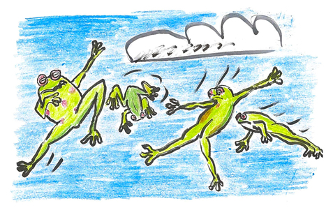 How We Learned That Frogs Fly | Science Reading for ELA | Scoop.it