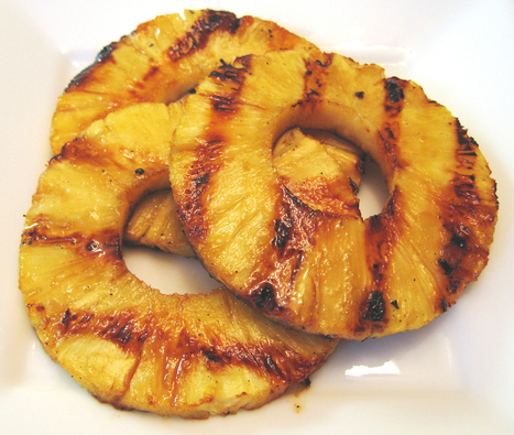 Grilled Pineapple | Essential Oils Recipe | Scoop.it
