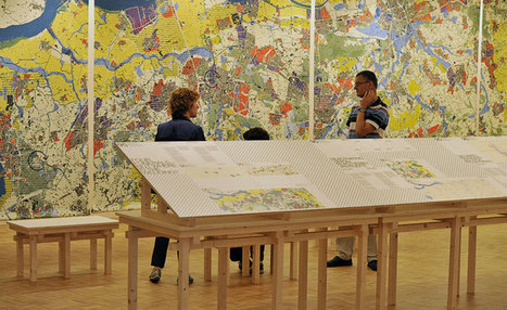 International Architecture Biennale Rotterdam 2014: exploring the relationship between city and nature | PROYECTO ESPACIOS | Scoop.it