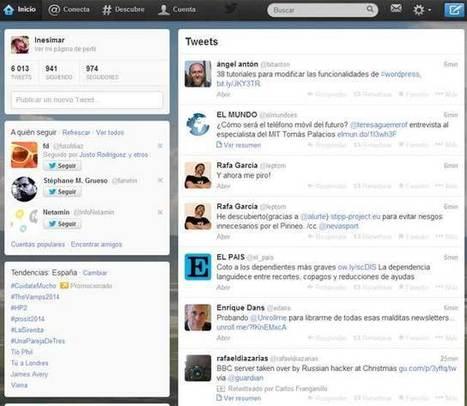Cómo funciona y cómo empezar a usar Twitter | EDUDIARI 2.0 DE jluisbloc | Scoop.it