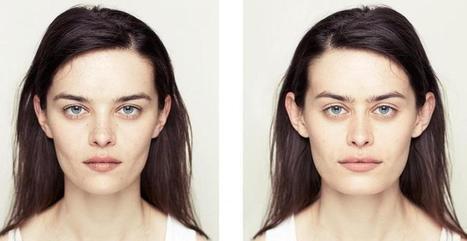 Both Sides Of, la série de portraits symétriques - meltyFashion | Le phénomène Photoshop | Scoop.it