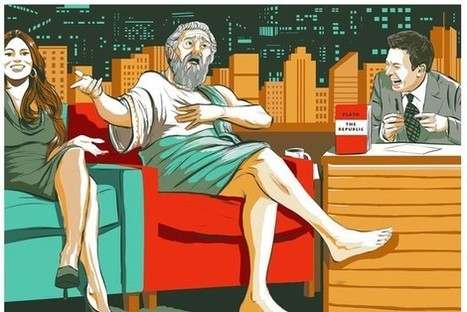 Book Review: 'Plato at the Googleplex' by Rebecca Newberger Goldstein - Wall Street Journal | Who Remembers Virtue? | Scoop.it