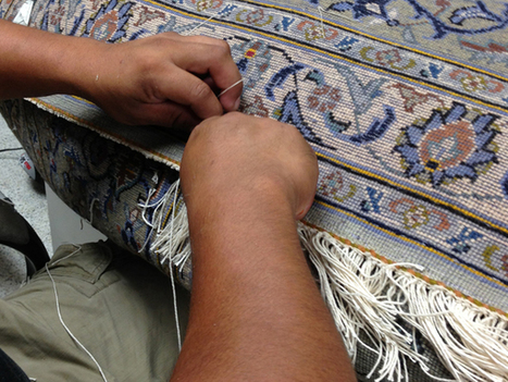 Rug Repair and Restoration - Bill Rug Cleaning : Fort Lauderdale And Miami Area Specialist | Carpet Cleaning | Scoop.it