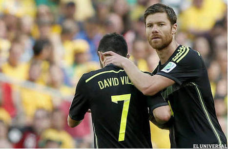 Futbolistas españoles pasaron un susto en el aire - Brasil 2014 | Noticias del Sector | Scoop.it