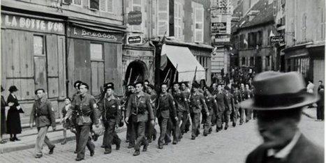 Images inédites de Guéret sous l'occupation allemande - France 3 Limousin | Voir et prier | Scoop.it