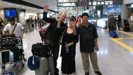 Twitter / masafumiohta: Liz&Eben Upton&me at ... | Raspberry Pi | Scoop.it