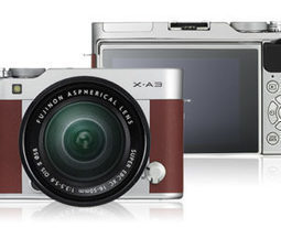 Fujifilm X-A3 - Camera for Selfie Lovers | I Heart Camera | Scoop.it