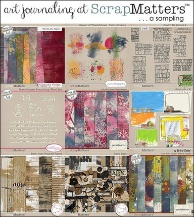 Digital Art Journaling Resources | Introspection | Scoop.it