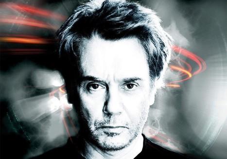 ALBUM. Jean-Michel Jarre - Electronica vol. 1: The Time Machine — | Musical Freedom | Scoop.it
