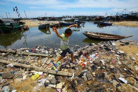 Chine : les eaux côtières gravement polluées en hausse de 54% en un an | Toxique, soyons vigilant ! | Scoop.it