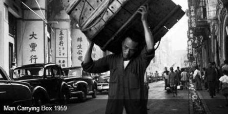La ville de Hong Kong dans les années 1950 et 1960 photographiée par Fan Ho | Asie(s) Cultures | Scoop.it