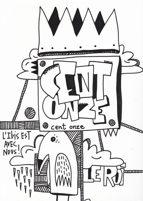 Arts Graphiques | Tarek | Tarek 24 | Tirage d'art en série limitée sur L'oeil ouvert | Les créations de Tarek | Scoop.it