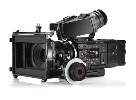 Sony drop a bombshell with 4K raw, 180fps and global shutter – here are the Sony F5 and F55! | EOSHD.com | Cimaginations | Scoop.it
