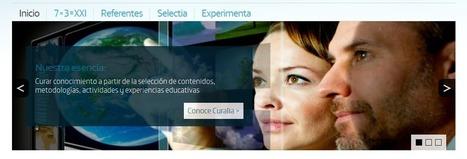 Curalia. Red educativa de compartición, selección y curación de contenidos   Educación 2.0   Scoop.it
