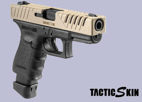 FAB Defense TacticSkin Glock Slide Covers | Popular Airsoft | Airsoft Showoffs | Scoop.it