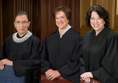 The Women of the Supreme Court | Fabulous Feminism | Scoop.it