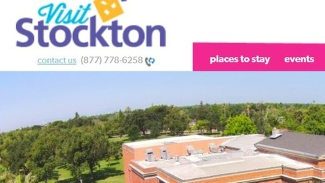 Stockton to develop new 'brand' campaign to attract visitors - Central Stockton News | Strengthening Brand America | Scoop.it