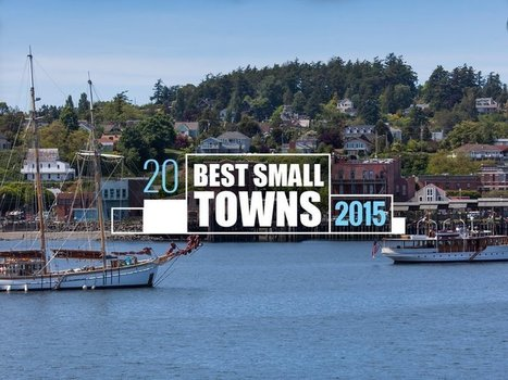 The 20 Best Small Towns to Visit in 2015 | Nerd Vittles Daily Dump | Scoop.it