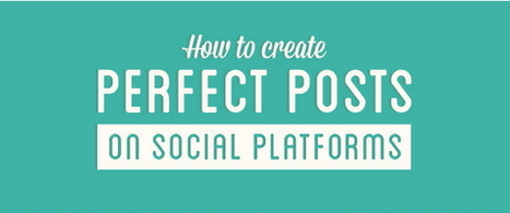 Creating Good Posts on Social Media | Social Media Today | Social Mind | Scoop.it