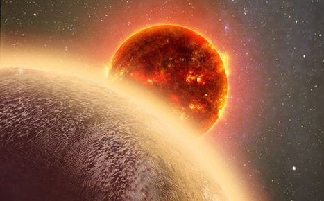 Exoplanet GJ 1132b Might Have a Thin Oxygen Atmosphere | Amazing Science | Scoop.it