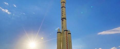 Corsa allo spazio: la Cina passa in testa   Planets, Stars, rockets and Space   Scoop.it