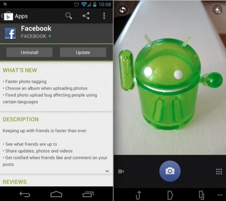 Facebook for Android updated today – lets you choose album for ... | Anything Mobile | Scoop.it