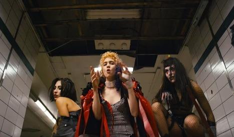 Grimes – «Kill V. Maim» | Rap , RNB , culture urbaine et buzz | Scoop.it