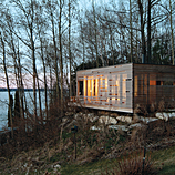 Sunset Cabin | Taylor Smyth Architects | sustainable architecture | Scoop.it