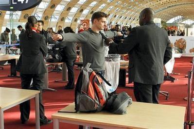Embarquer dans un avion va devenir bientôt moins pénible - Transports - ouest-france.fr   IP VOUS RECOMMANDE...   Scoop.it
