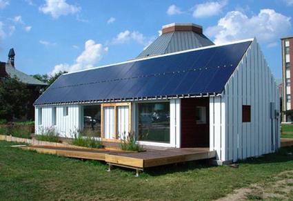 Casas ecológicas: las ventajas de la construccion sostenible | CONSTRUCCION BIOCLIMATICA. CASA ECOLÓGICA Y EFICIENTE. | Scoop.it