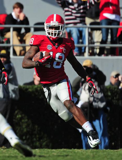 Georgia vs. Alabama: Bacarri Rambo says Dawgs 'more talented' than Tide - SB Nation Seattle | DAWGS NEWS | Scoop.it