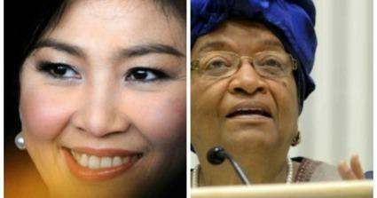Ces 16 femmes qui dirigent le monde, Diaporama | Egalité pro femmes - hommes | Scoop.it