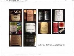 Nero su bianco in dieci sorsi #1 - Into the Wine   Into the Wine   Scoop.it