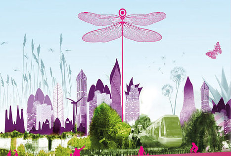 La ville biomimétique se concrétise, progressivement  - | Conscience - Sagesse - Transformation - IC - Mutation | Scoop.it