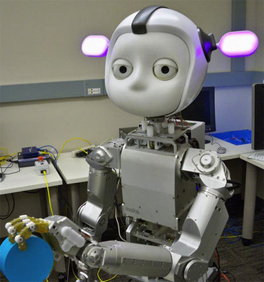 Teaching Robots To Interact Better With Humans - IEEE Spectrum | Human and Robot Interaction | Scoop.it
