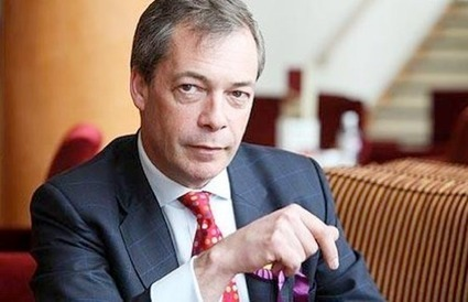 Farage - Western World Collaborated in Giant Ponzi Scheme | Gold and What Moves it. | Scoop.it