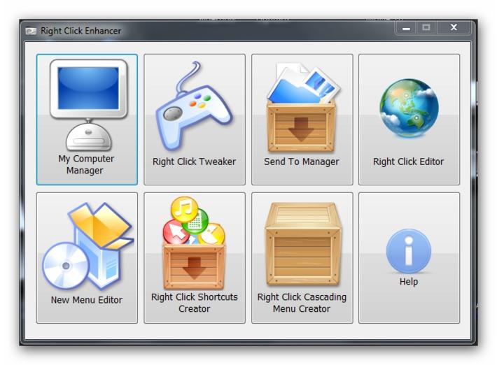Download Right Click Enhancer. Freeware | Machinimania | Scoop.it