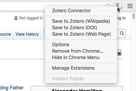"Zotero Blog » Blog Archive » A Better ""Save to Zotero"" Button in Chrome 